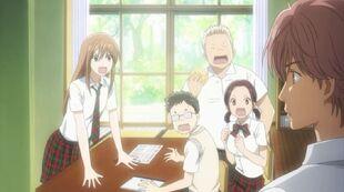 Chihayafuru Wiki - Chihayafuru Anime Screenshots (229)