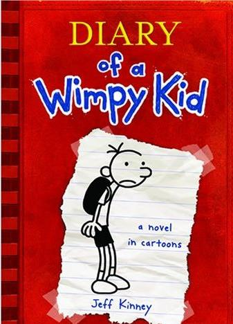 File:Diary of a Wimpy Kid.jpg