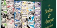 The Swallows and Amazons series