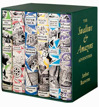 File:Swallows and Amazons series.jpg