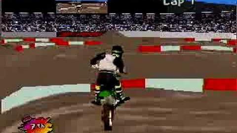 Supercross 3D - Atari Jaguar