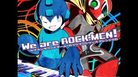 We are ROCK-MEN! - 08 Armor Armage Stage