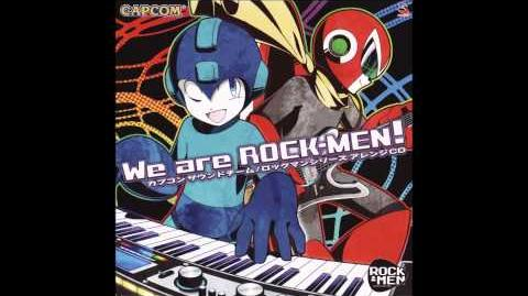 Mega Man Instrumental Rock Arr