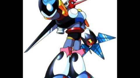 Mega Man 8 Music - Tengu Man (Saturn)