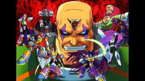 Megaman X7 Our Blood Boils - vs Sigma 1st Extended