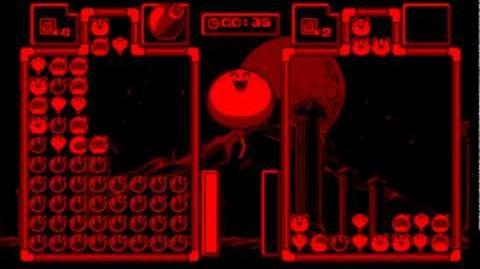Panic Bomber Game Sample - Virtual Boy