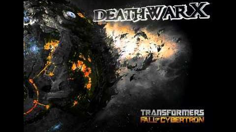 Transformers Fall of Cybertron OST - 08 Leaper Ambush