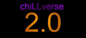 Chillverse 2.0 banner logo