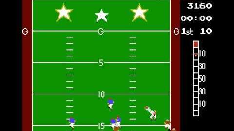 10-Yard Fight (Nintendo NES)