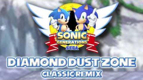 Diamond Dust Zone Classic - Sonic Generations Remix