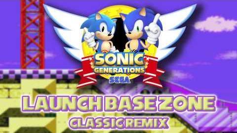 REDONE Launch Base Zone Classic - Sonic Generations Remix