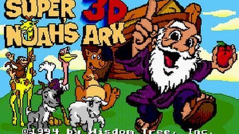 Let's Play Super Noah's Ark 3D Classical Antiquity - Part 1