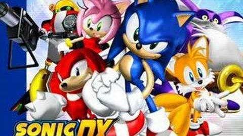 Sonic Adventure DX Music Lost World 1