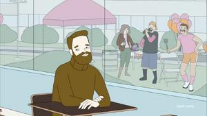 Sweater Beard