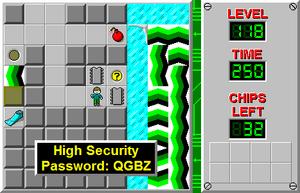 CCLP2 Level 118