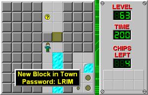 CCLP1 Level 63