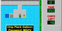 Chip Plank Galleon