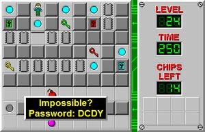 CCLP3 Level 24