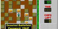 Deserted Battlefield