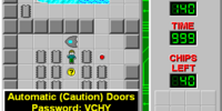 Automatic (Caution) Doors