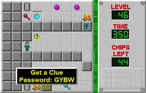 CCLP3 Level 46