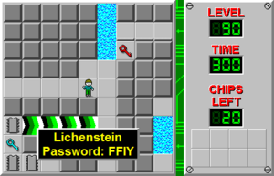 CCLP3 Level 90