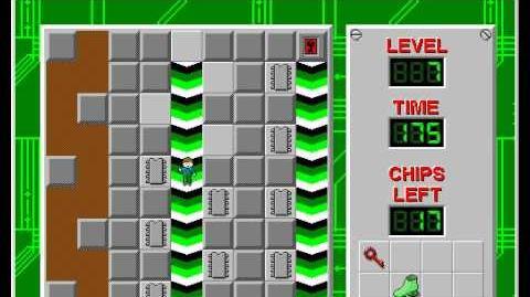 CCLP3 level 7 solution - 152 seconds