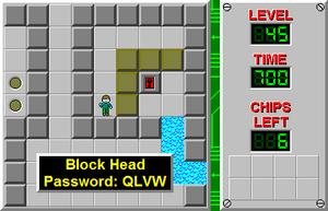 CCLP3 Level 45