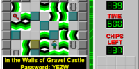 In the Walls of Gravel Castle