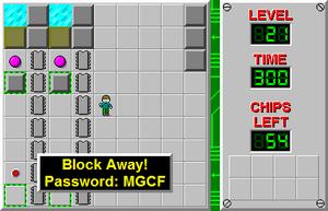 CCLP2 Level 21