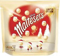White Chocolate Maltesers Limited Edition Bag