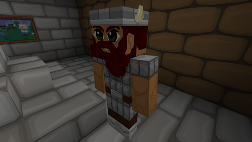 Chocolate Quest HD Texture Pack Dwarf