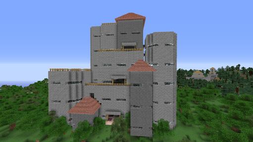 Chocolate Quest Randomized Castle 8
