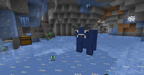Ice bull from choco quest 1.6