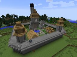 Chocolate Quest Castle1