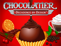 Chocolatier - Decadence by Design Logo