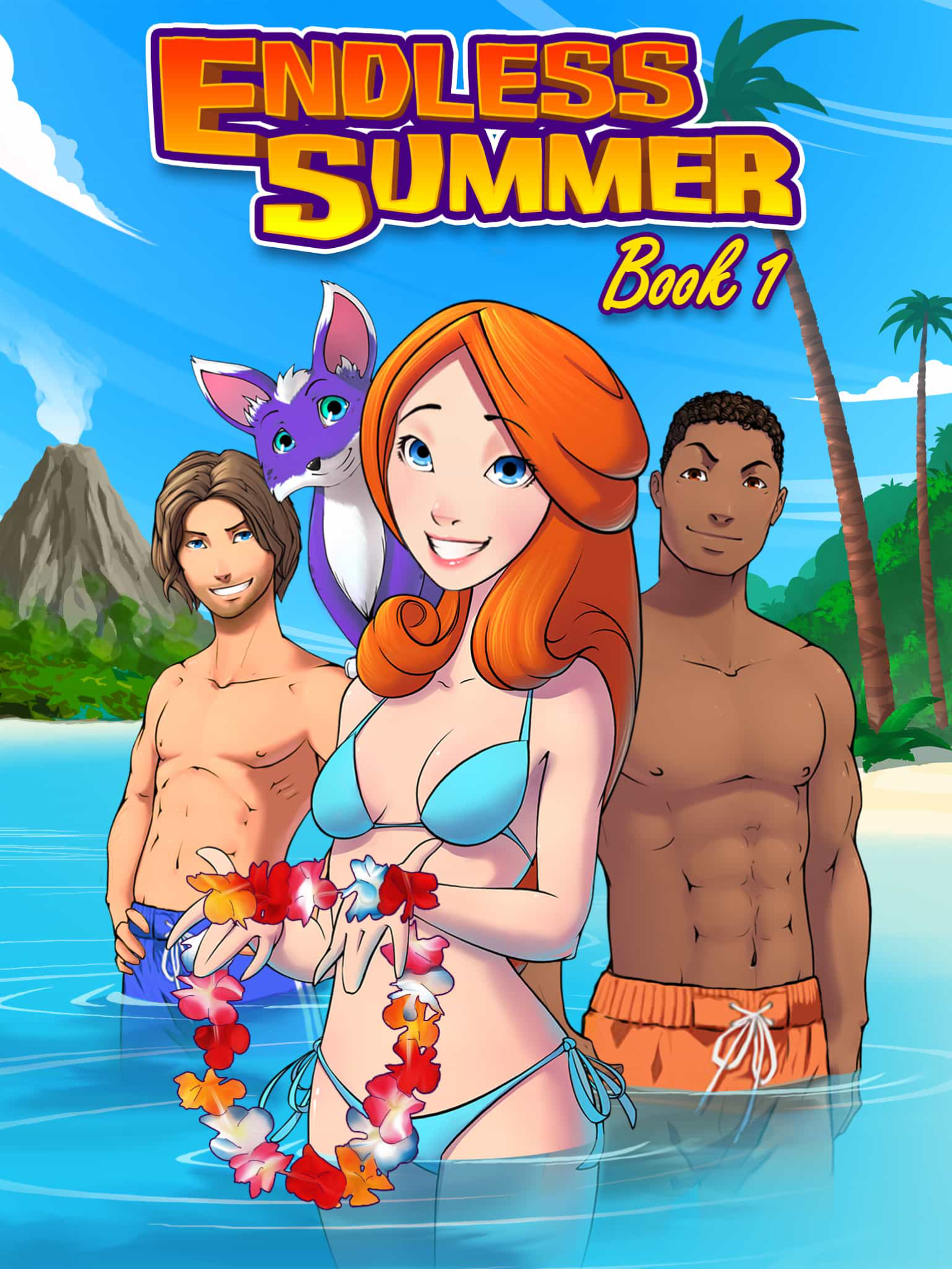 File:Endless Summer, Book 1.png