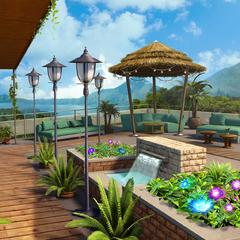 Rooftop Garden: Day