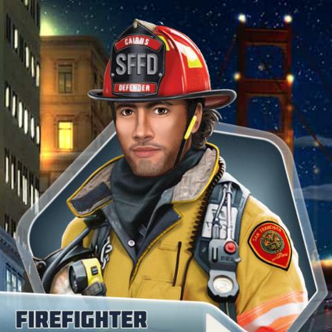 Firefighter uiform