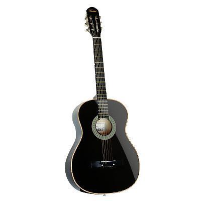 File:GuitarBlackAcoustic.jpg