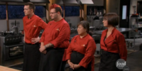 All Stars Tournament: Round One -- Competitors from The Next Food Network Star