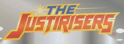 Justirisers English Logo