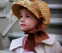 Jess Borden toddler