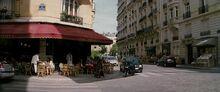 Cafe Debussy