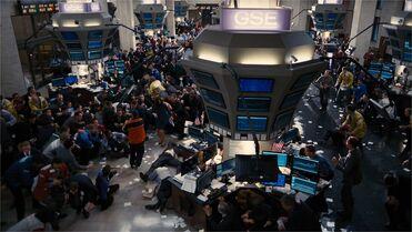 Gotham Stock Exchange