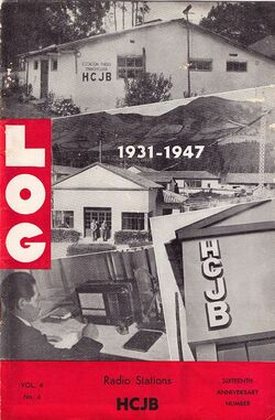 Hcjb radio log 1946