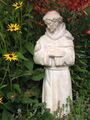 Saint Francis statue in garden.jpg