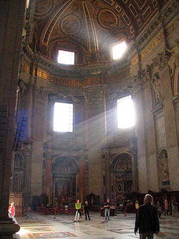 File:Saint Peter's Basilica, Vatican, Rome..jpg