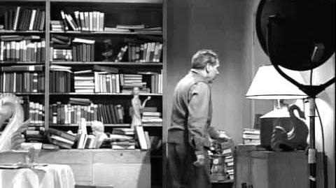 Rod Serling - Twilight Zone - The Obsolete Man