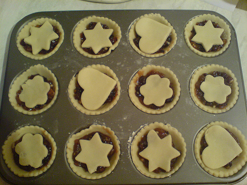 File:Pre-baked Mince Pies.jpg